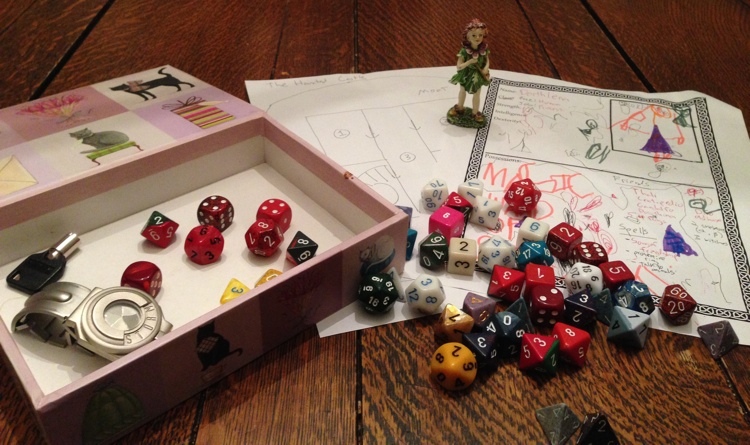 Nonviolent Dungeons And Dragons For Kids High Variance
